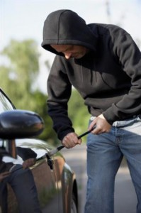 Dallas Auto Insurance and Theft