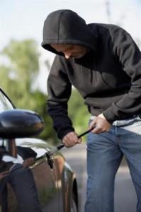 Dallas Auto Insurance and Theft