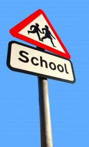 Austin Driving in School Zones