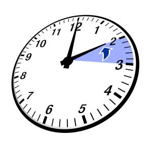 Setting Your Clocks Back