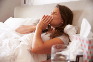 Signs & Symptoms of the Flu